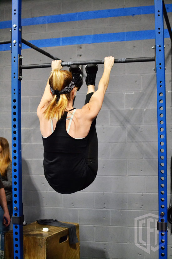 WOD: Saturday 5/18/19