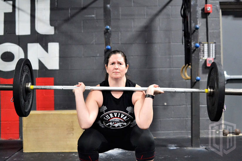 WOD: Saturday 5/11/19