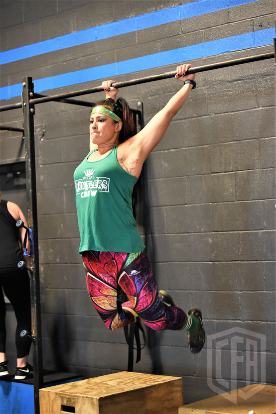 WOD: Tuesday 5/14/19