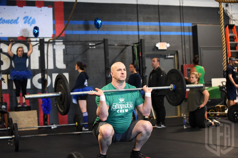 WOD: Wednesday 5/15/19