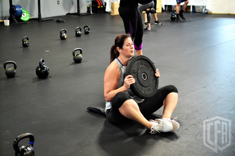 WOD: Tuesday 6/4/19