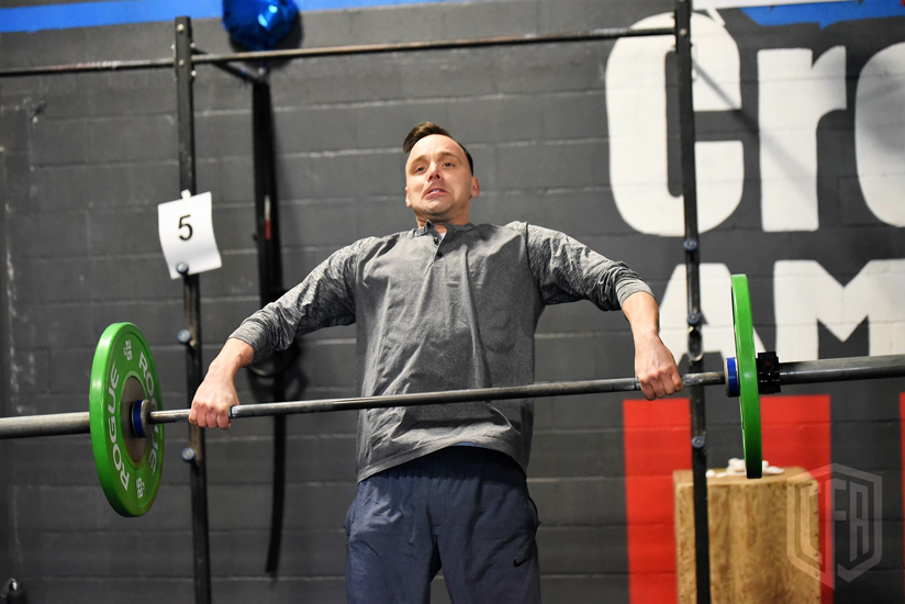 WOD: Saturday 6/8/19