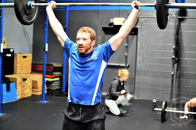 WOD: Friday 8/2/19