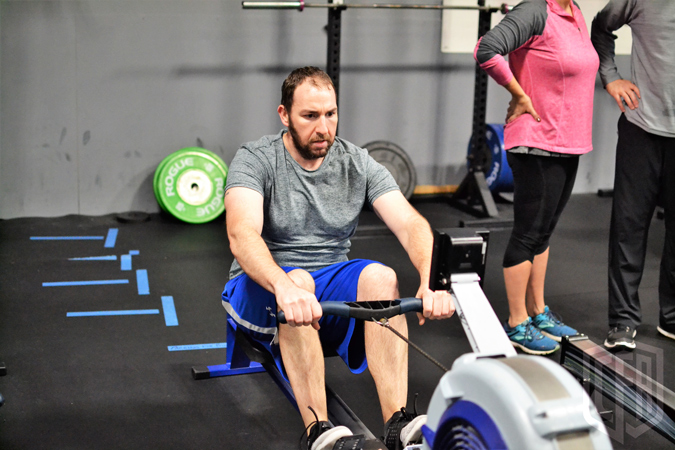 WOD: Friday 8/9/19